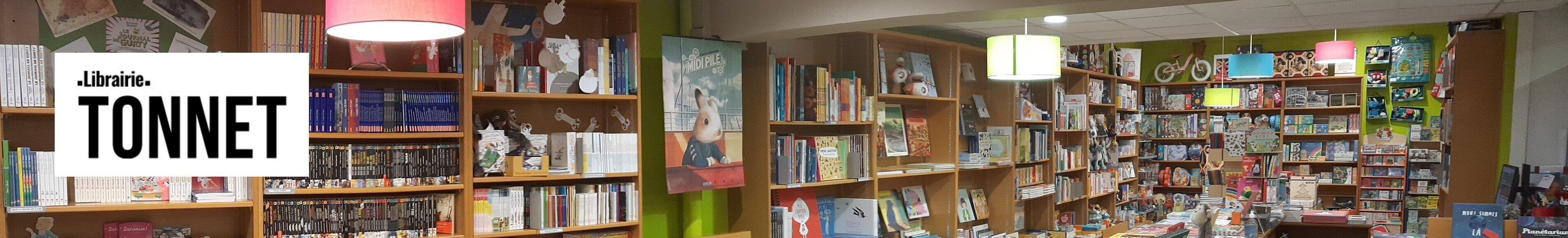 Librairie Tonnet
